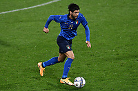 Roberto Soriano of Italy in action during the friendly football match between Italy and Estonia at Artemio Franchi Stadium in Firenze (Italy), November, 11th 2020. Photo Andrea Staccioli/ Insidefoto