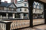 Chester Cheshire UK The The Rows Bridge Street