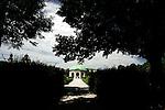Dianatempel or the temple of Diana in hofgarten in Munich, Germany, July 31, 2008. (ALTERPHOTOS/Alvaro Hernandez)