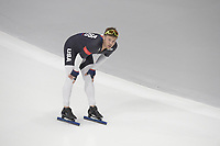 OLYMPIC GAMES: PYEONGCHANG: 13-02-2018, Gangneung Oval, Long Track, 1500m Men, Joey Mantia (USA), ©photo Martin de Jong