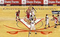 UVa men's basketball vs Maryland.