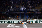 NASCAR Camping World Truck Series<br /> Ford EcoBoost 200<br /> Homestead-Miami Speedway, Homestead, FL USA<br /> Friday 17 November 2017<br /> Christopher Bell, JBL Toyota Tundra<br /> World Copyright: Matthew T. Thacker<br /> LAT Images
