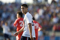 Clint Dempsey. The USA defeated China, 4-1, in an international friendly at Spartan Stadium, San Jose, CA on June 2, 2007.