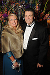 Danette and Bill Payne at the 20th San Luis Salute Friday Feb. 05, 2016.(Dave Rossman photo)