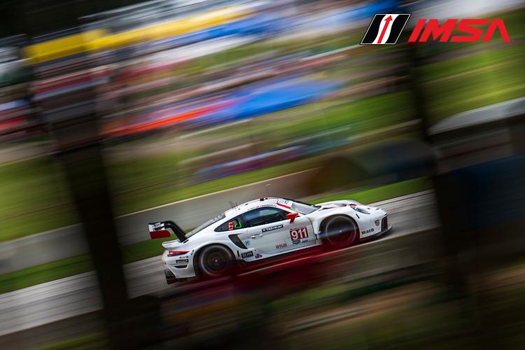 #911 Porsche GT Team Porsche 911 RSR - 19, GTLM: Nick Tandy, Fred Makowiecki, ©2020, Peter Burke