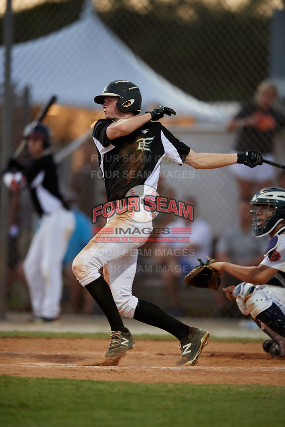 Will Mize during the WWBA World Championship at the Roger Dean Complex on October 19, 2018 in Jupiter, Florida.  Will Mize is a shortstop from Snellville, Georgia who attends Brookwood High School and is committed to Georgia State.  (Mike Janes/Four Seam Images)