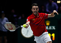 Roberto Bautista Agut of Spain<br /> La Caja Magica on November 24, 2019 in Madrid, Spain. (ALTERPHOTOS/Manu R.B.)<br /> Tennis Davis Cup 2019 <br /> Coppa Davis FINALE<br /> Foto Alterphotos / Insidefoto <br /> ITALY ONLY