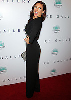 WEST HOLLYWOOD, CA, USA - OCTOBER 23: Sharna Burgess arrives at Brian Bowen Smith's First Solo Show 'Wildlife' held at the De Re Gallery on October 23, 2014 in West Hollywood, California, United States. (Photo by Celebrity Monitor)