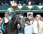 Aoril 19, 2014:  and jockey win the G3 Ben Ali Stakes at Keeneland for owner and trainer .Jessica Morgan/ESW/CSM