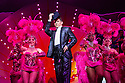 London, UK. 21.03.2014. I CAN'T SING, by Harry Hill and Steve Brown, directed by Sean Foley, opens at the London Palladium. Picture shows: Nigel Harman (as Simon), with the ensemble. Photograph © Jane Hobson.