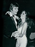 John Schneider & Catherine Bach 1978<br /> Photo By John Barrett-PHOTOlink.net / MediaPunch