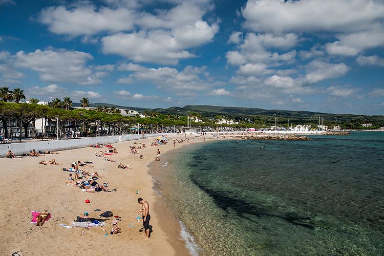 Promenade et plage - La Ciotat