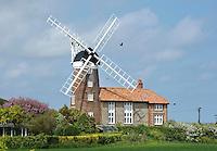 Windmill at Weybourne, Norfolk.