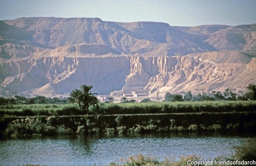 Egypt, panoramic view.