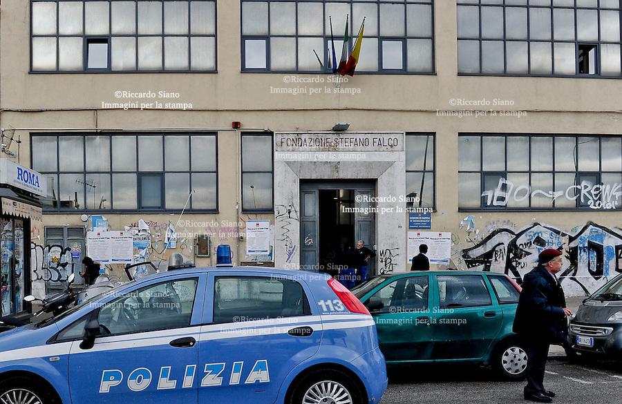 - NAPOLI 10 FEB  -  IV municipalità