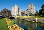 Grossbritannien, England, Kent, Canterbury: The Westgate   Great Britain, England, Kent, Canterbury: The Westgate