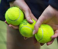 29-06-12, England, London, Tennis , Wimbledon, Wimbledon balls