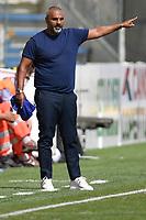 Fabio Liverani coach of Parma Calcio 1913 reacts during the Serie A football match between Parma Calcio 1913 and SSC Napoli at Ennio Tardini stadium in Parma (Italy), September 20th, 2020. Photo Andrea Staccioli / Insidefoto