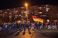 2014/11/24 Berlin | Rechte demonstrieren gegen Flüchtlinge