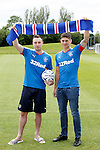 Danny Wilson and Rob Kiernan are the first signings for Mark Warburton's Rangers