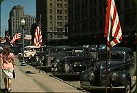 Lincoln, Nebraska, 1942<br /> <br /> Photo by John Vachon.
