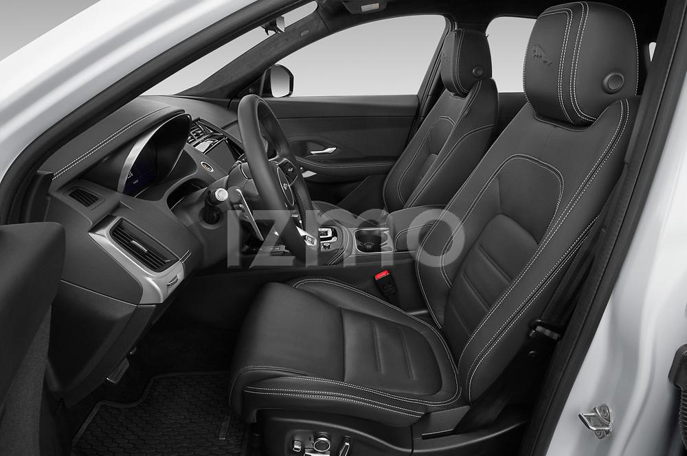 Front seat view of 2021 Jaguar E-Pace R-Dynamic-HSE 5 Door SUV Front Seat  car photos