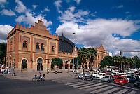 Spanien, Andalusien, Bahnhof  Plaza de Armas in Sevilla