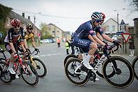 Xandro Meurisse (BEL/Alpecin-Fenix)<br /> <br /> 85th La Flèche Wallonne 2021 (1.UWT)<br /> 1 day race from Charleroi to the Mur de Huy (BEL): 194km<br /> <br /> ©kramon