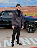 """LOS ANGELES, USA. October 08, 2019: RJ Mitte at the premiere of """"El Camino: A Breaking Bad Movie"""" at the Regency Village Theatre.<br /> Picture: Paul Smith/Featureflash"""