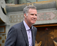 LOS ANGELES, USA. December 10, 2019: Will Ferrell at the handprint & footprint ceremony for Kevin Hart at the TCL Chinese Theatre.<br /> Picture: Paul Smith/Featureflash