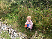 Pictured: Kiara Moore (IMAGE TAKEN FROM PARENTS OPEN SOCIAL MEDIA PAGE)<br /> Re: The funeral of two year old Kiara Moore, who died after being recovered from a silver Mini car found in river Teifi in Cardigan will be held today (Tue 27 Mar 2018) at Parc Gwyn Crematorium, Narberth, west Wales.<br /> Kiara was taken at the University Hospital of Wales in Cardiff after being rescued but was pronounced dead.<br /> It is believed the car she was in, rolled down a slipway while her mother got out momentarily to get cash out of the family business premises.<br /> Her parents Jet Moore and Kim Rowlands have expressed their grief on social media.