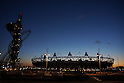 The 2012 London Olympic Stadium