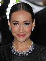 """NEW YORK CITY, NY, USA - MAY 05: Maggie Q at the """"Charles James: Beyond Fashion"""" Costume Institute Gala held at the Metropolitan Museum of Art on May 5, 2014 in New York City, New York, United States. (Photo by Xavier Collin/Celebrity Monitor)"""
