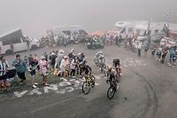 Port de Balès (HC/1755m/11.7km/7.7%)<br /> <br /> 104th Tour de France 2017<br /> Stage 12 - Pau › Peyragudes (214km)