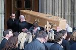 16/01/2014 Paul Goggins' funeral