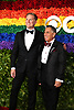 John Leverett and Robert Horn attends the 2019 Tony Awards on June 9, 2019 at Radio City Music Hall in New York, New York, USA.<br /> <br /> photo by Robin Platzer/Twin Images<br />  <br /> phone number 212-935-0770