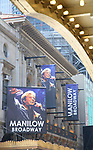 """""""Manilow Broadway"""" - Theatre Marquee"""