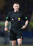 St Johnstone v Hearts.....18.01.14   SPFL<br /> Ref Brian Colvin<br /> Picture by Graeme Hart.<br /> Copyright Perthshire Picture Agency<br /> Tel: 01738 623350  Mobile: 07990 594431