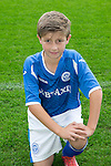 St Johnstone FC Academy Under 12's<br /> Keane Wittet<br /> Picture by Graeme Hart.<br /> Copyright Perthshire Picture Agency<br /> Tel: 01738 623350  Mobile: 07990 594431