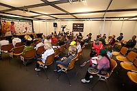 10-2-10, Rotterdam, Tennis, ABNAMROWTT,  kids persconferentie