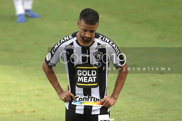 Santos (SP), 27.01.2020 - Santos-Botafogo - O jogador kaio alexandre. Partida entre Santos e Botafogo valida pela 30. rodada do Campeonato Brasileiro neste domingo (27) no estadio da Vila Belmiro em Santos.