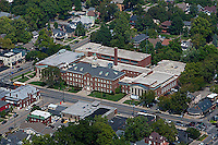 aerial photograph, Fayette County Board of Education, Lexington, Kentucky