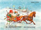 GIORDANO, CHRISTMAS SANTA, SNOWMAN, WEIHNACHTSMÄNNER, SCHNEEMÄNNER, PAPÁ NOEL, MUÑECOS DE NIEVE, paintings+++++,USGI1775,#X#