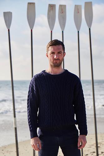 Waterford rower Réamonn Byrne