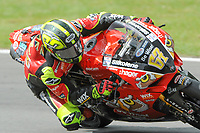 Shane Byrne of the Be Wiser Ducati team (No. 67) during Free Practice 3 at the 2017 BSB Round 6 - Brands Hatch GP Circuit at Brands Hatch, Longfield, England on Saturday 22 July 2017. Photo by David Purday/PRiME Media Images