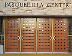 June 13, 2011; Pasquerilla Center door..Photo by Matt Cashore/University of Notre Dame