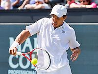 Den Bosch, Netherlands, 09 June, 2016, Tennis, Ricoh Open, Igor Sijsling (NED)<br /> Photo: Henk Koster/tennisimages.com