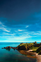 Dunnottar Castle and the Aberdeenshire Coast, Aberdeenshire, Scotland