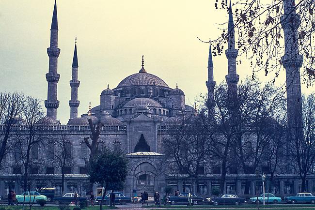 Istanbul, Sultan Ahmet Camii<br /> , Blue Mosque