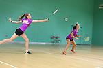 U15 - Girls Doubles - Day 1